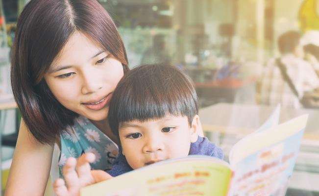 How your responses to your child's (constant!) questions can bring you closer together.