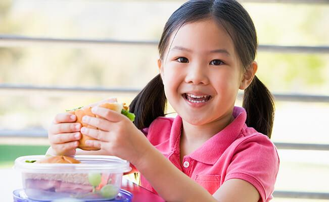 A Healthy Crunch for Your Kid's Lunch